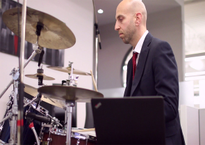 Drumming or Managing Portfolios?