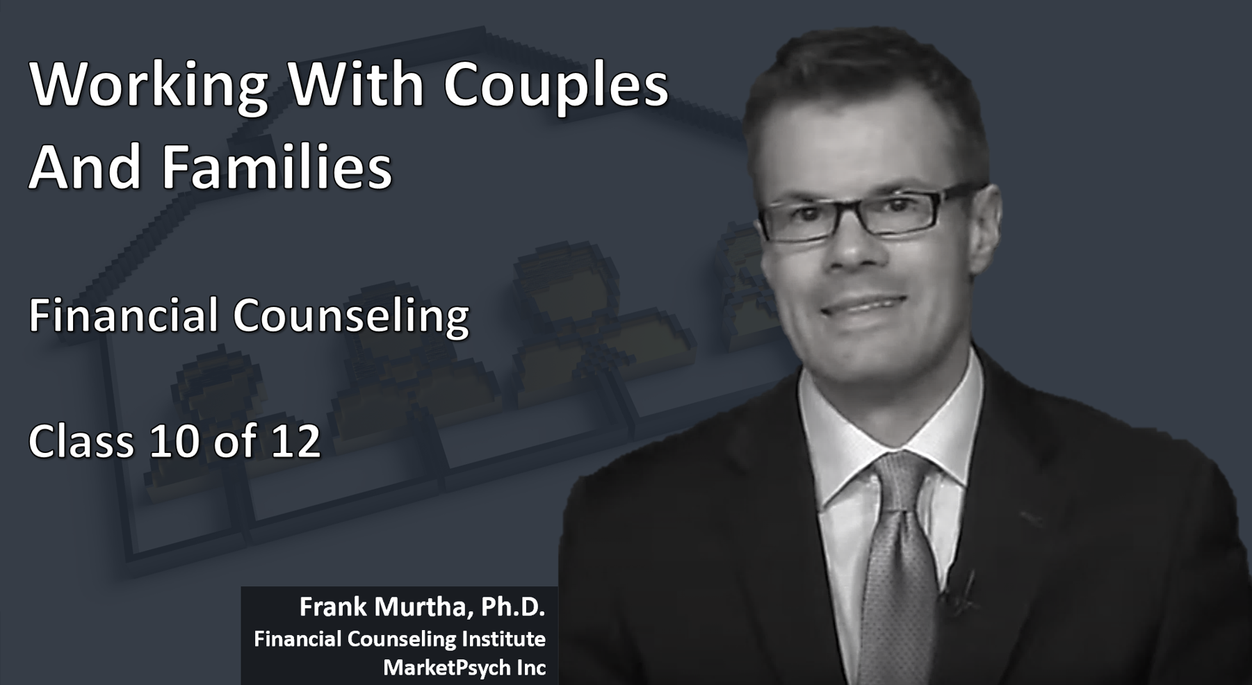 Working With Couples And Families (1 Credit)