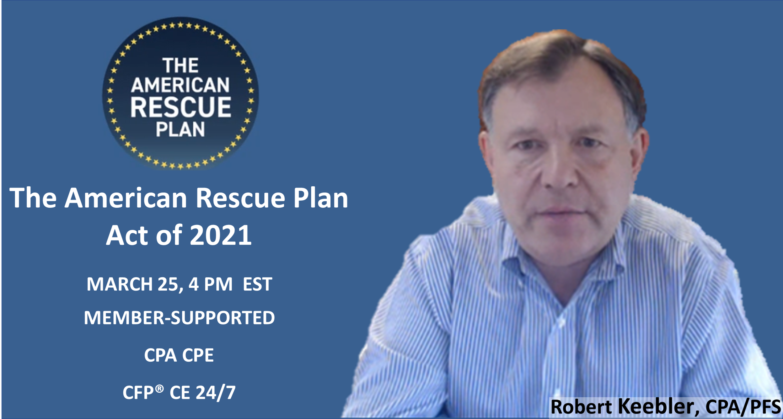 The American Rescue Plan Act Of 2021: What Advisors Need To Know
