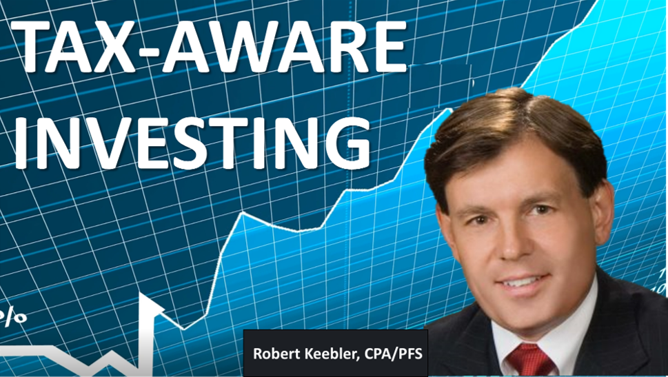 Robert Keebler's November Webinar