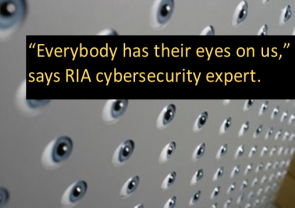 RIA Data Security Webinar By Compliance Whiz Chris Winn Receives A 4.7 Rating From Attendees