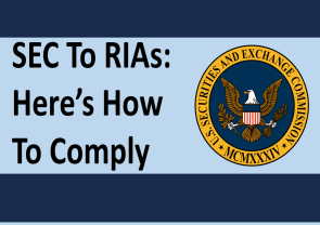 Plain-English Translation Of SEC Official's Speech To RIA CCOs