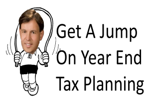2015 Year-End Tax Planning For Investment Advisors