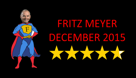 Fritz Meyer December 2015 Update Gets 4.8 Stars