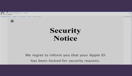 Don't Fall For This Clever New Apple ID Scam