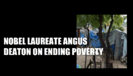 Nobel Winner Angus Deaton On Solving The Problem Of Poverty