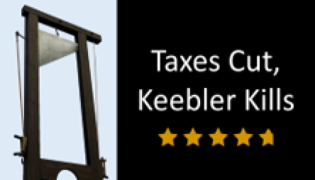 Keebler Talks Tax Cuts For Year-End Planning