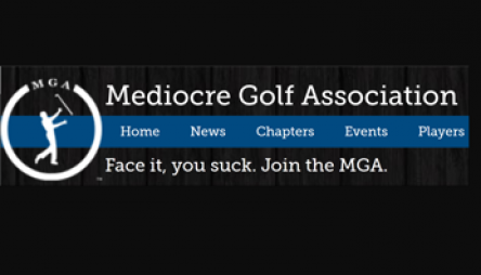 Mediocre Golf Association Prompts A4A Membership Erroneously