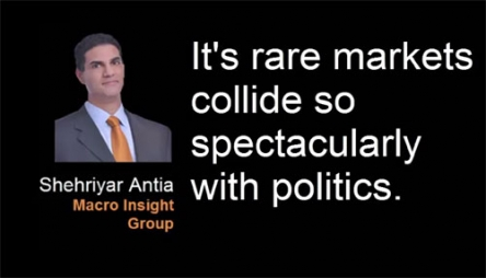 In A 19-Minute Interview, Former Fed Analyst, Shehriyar Antia, Opines On Brexit